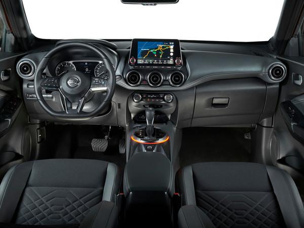 Der Nissan Juke in zweiter Modellgeneration Foto: © Nissan