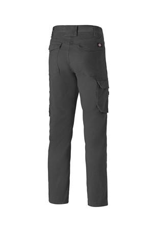 Die Lead in FLEX ist eine schmal geschnittene Bundhose. Foto: © Dickies Workwear