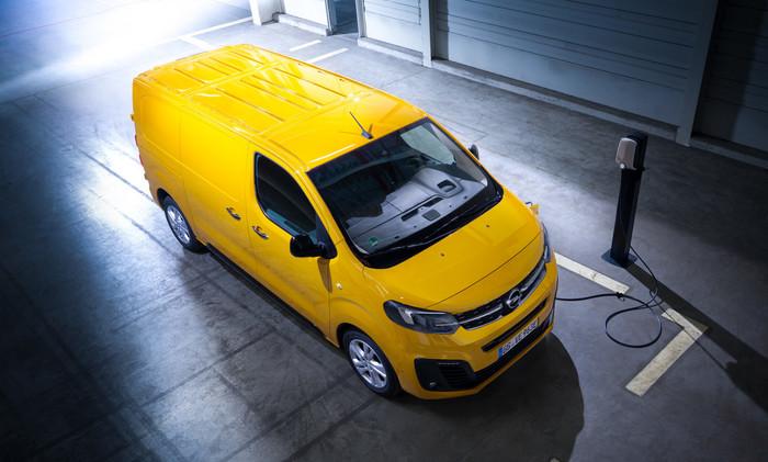 Der neue Opel Vivaro-e. Foto: © Opel