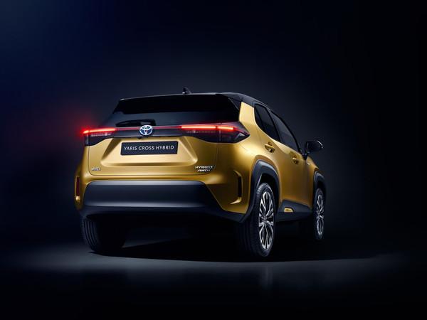 Eine robuste Optik sind die Merkmale des Japaners. Hybridantrieb ist Serie, Allrad gibt es auf Wunsch. Foto: © Toyota