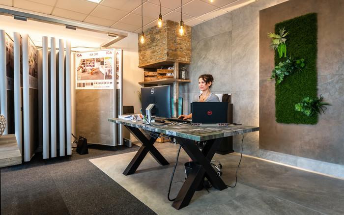 Die in den Beratungsgesprächen ermittelten Kundenwünsche werden von der Planungs- und Designabteilung der StoneTec GmbH auch in 3D visualisiert. Foto: © StoneTec GmbH
