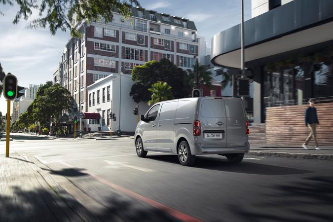 Der Peugeot lässt sich in zwei Batteriegrößen ordern. Foto: © Peugeot