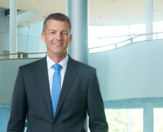 IKK classic Vorstandsvorsitzender Frank Hippler. Foto: © IKK Classic
