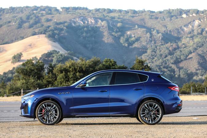 Der Maserati Levante Trofeo Foto: © Maserati