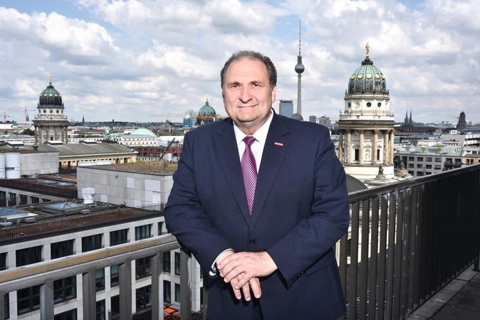Hans Peter Wollseifer, Präsident des Zentralverbands des Deutschen Handwerks (ZDH). Foto: © Boris Trenkel