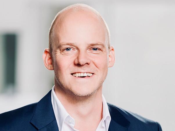 Marc Everling; Marketingleiter AGC Interpane. Foto: © AGC Interpane