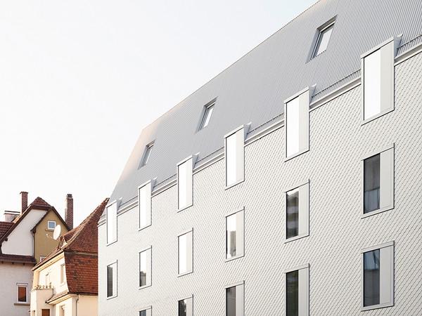 Projekt: Hotel Bauhofstraße. Architektur: VON M. Foto: © Brigida González