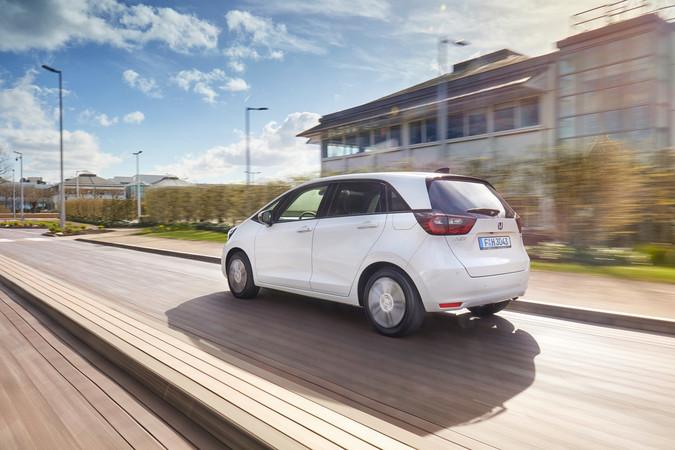 Der Hybridantrieb verfügt über insgesamt drei Motoren. Foto: © Honda