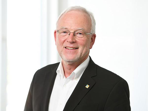 Prof. Dr. Norbert Gebbeken, Präsident der Bayerischen Ingenieurekammer-Bau. Foto: © Tobias Hase