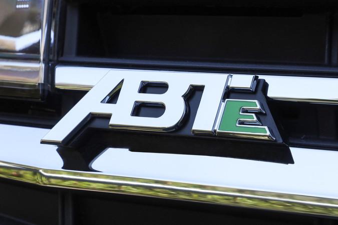 Das Logo des ABT e-Transporter 6.1 Foto: © ABT e-Line/Stephan Lindhoff