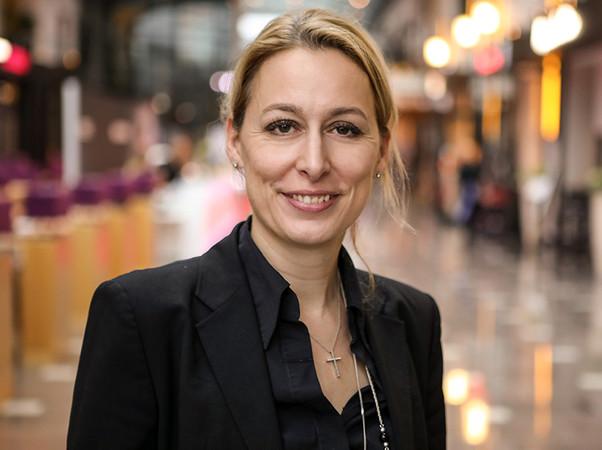 Dr. Christine Lemaitre, Geschäftsführender Vorstand der DGNB. Foto: © DGNB