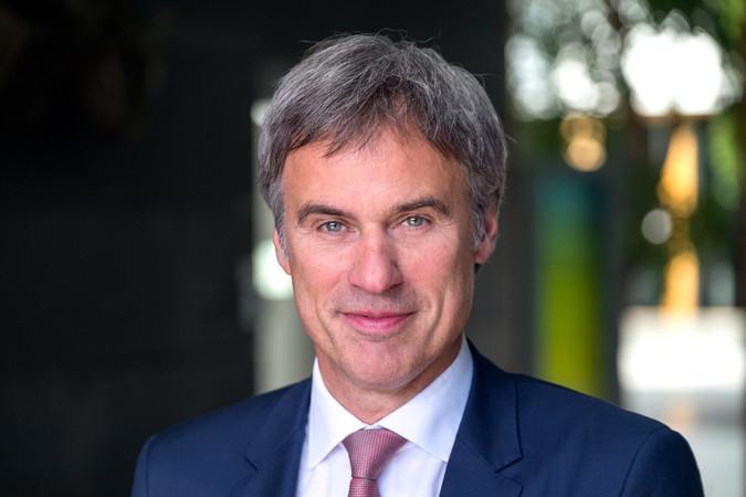 Bitkom-Präsident Achim Berg fordert Gleichberechtigung bei den Zahlungsmethoden. Foto: © Bitkom