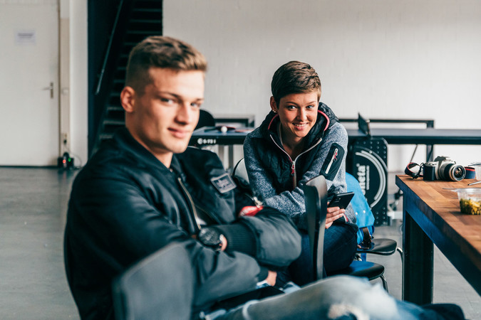Johanna und Lukas Kaiser Foto: © DHKT / handwerk.de