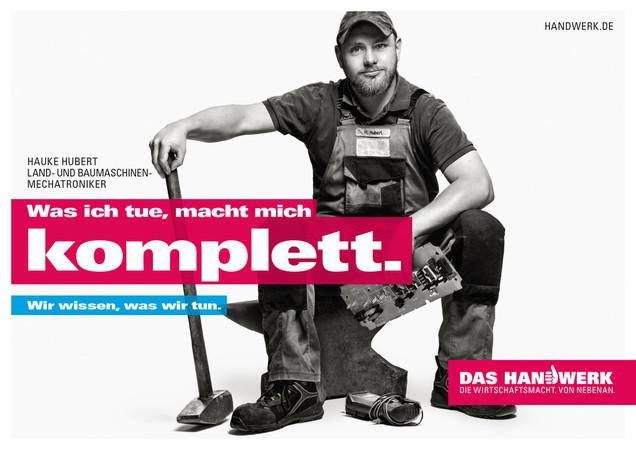 Hauke Hubert Foto: © DHKT / handwerk.de