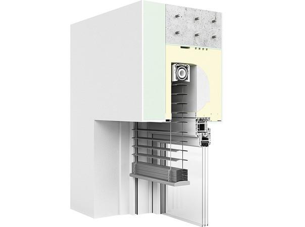 Der Aufsatzkasten wurde eigens entwickelt, um den vielfältigen Anforderungen im Neubau zu begegnen. Foto: © DuoTherm