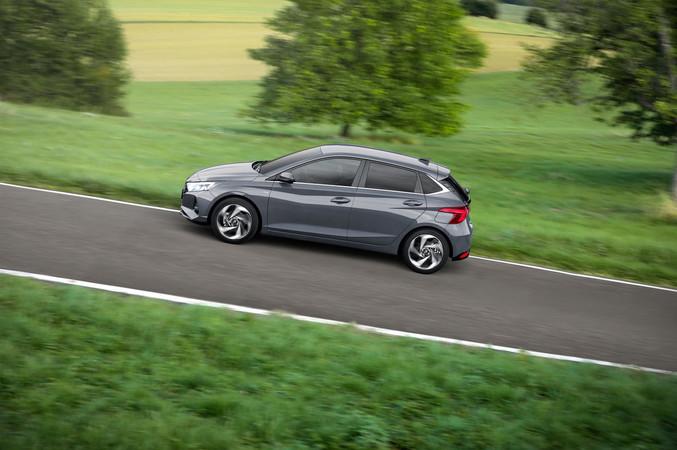 Sensuous Sportiness heißt die neue Designsprache von Hyundai. Foto: © Hyundai