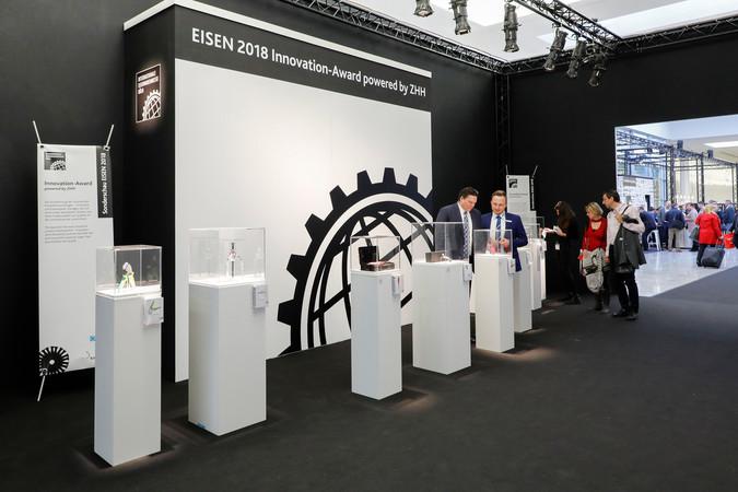 EISEN Innovation-Award 2018 Foto: © Kölnmesse