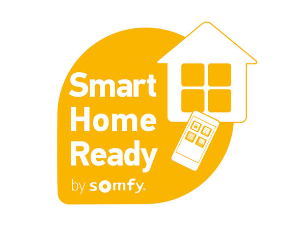 Produkte mit dem Label Smart Home Ready by Somfy sind eine Investition in die Zukunft. Foto: © Somfy