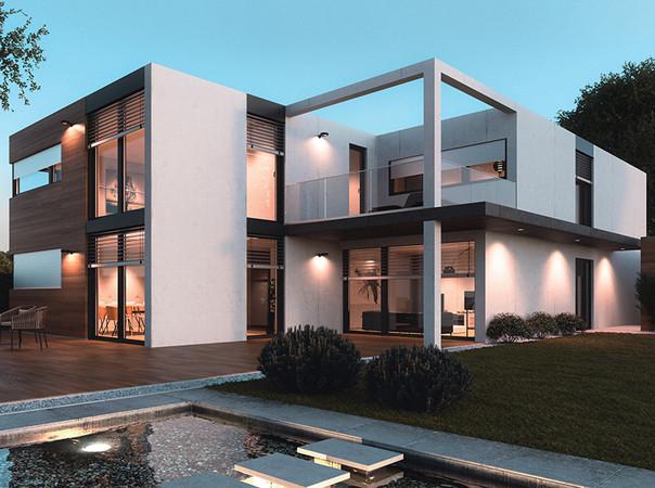 Der Rudersberger Fenster-und Türenhersteller Weru setzt seit 175 Jahren auf Qualität und digitale Trends in Sachen Wohnkomfort. Foto: © Weru
