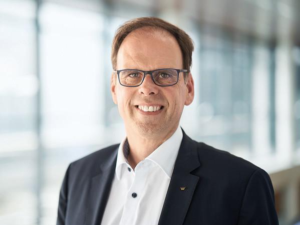 Joachim Gau, Leiter der Business Unit Smart Building von Schüco. Foto: © Schüco International KG