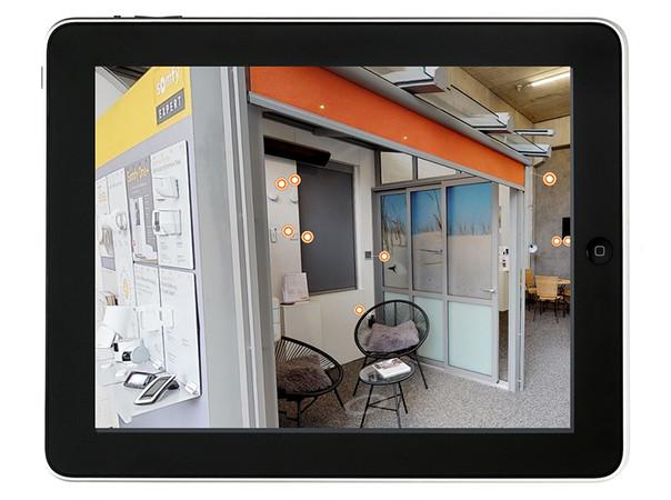 Der Fokus der Ausstellung liegt auf einer bedarfsgerechten Vernetzung der Smart Home-Komponenten. Foto: © Schüt-Duis