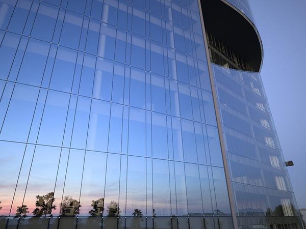 Mit hochselektiv beschichteten Verglasungen werden Gebäude ausgestattet, die einen effektiven Sonnenschutz und gleichzeitig ein Maximum an natürlichem Tageslicht benötigen. Foto: © AGC Glass Europe