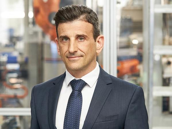Elero Geschäftsführer Enzo Viola. Foto: © Elero