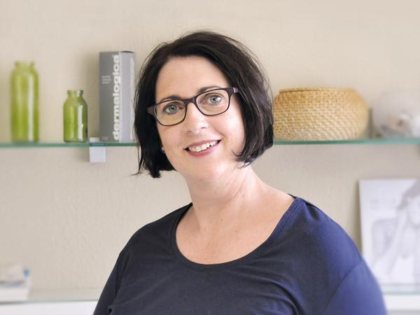 Kosmetikerin Ellen Walter aus Dreis Foto: © ab.communication, Andrea Bölinger