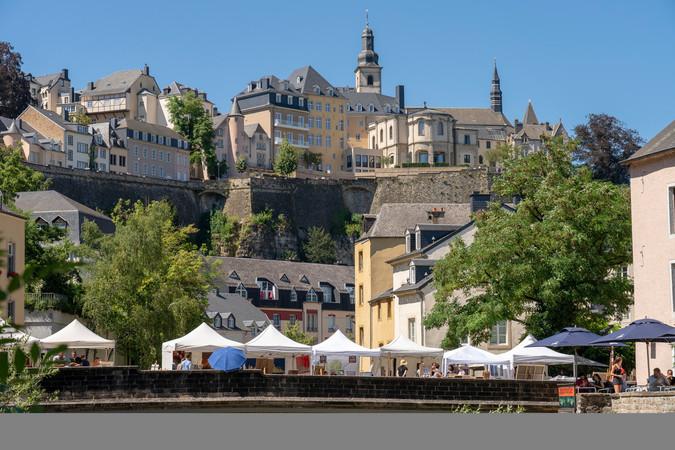 Blick von der Unterstadt hoch zur Festung. Foto: © LFT_AlphonsoSalg