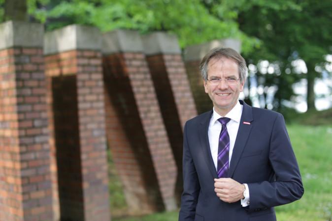 Andreas Ehlert ist Präsident von Handwerk.NRW und der Handwerkskammer Düsseldorf. Foto: © Ingo Lammert