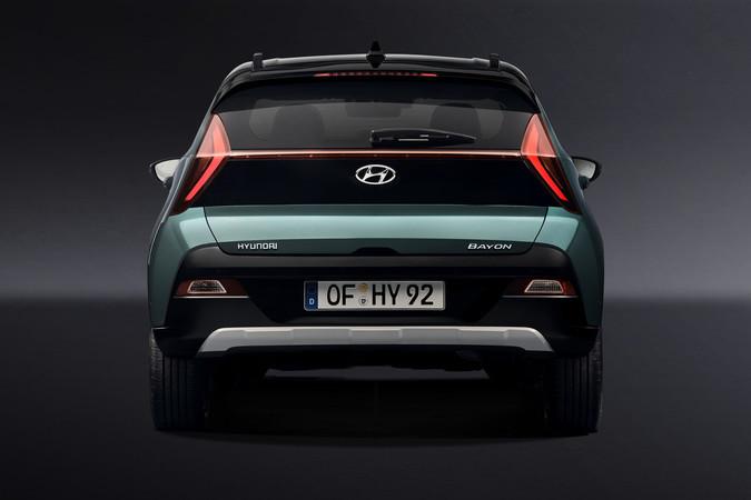Der neue Hyundai Bayon – ein Crossover-SUV für das B-Segment Foto: © Hyundai