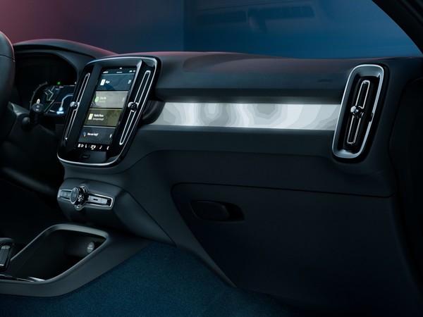 Der neue Volvo C40 Recharge ist das zweite, rein elektrische Modell der Schweden. Foto: © Volvo