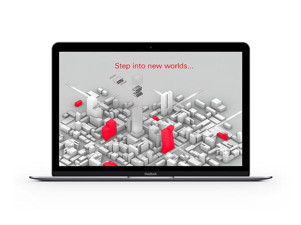 Seit Anfang 2021 begleitet der Vertrieb Kunden auf ihrer Reise durch die Roto City. Wie auf einer Messe geht es in der digitalen Beratung um den perfekten Mix aus individuellem Austausch und der Präsentation von konkreten Produktanwendungen, die inspirieren. Foto: © Roto