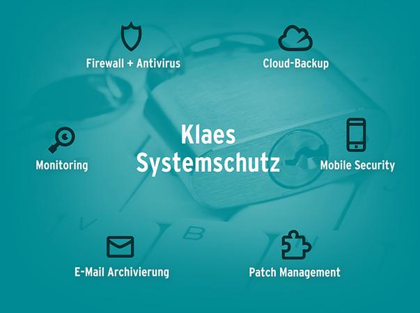 Die Horst Klaes GmbH und Co. KG in Bad Neuenahr-Ahrweiler ist nicht nur ein führende Anbieter von Innovativen Softwarelösungen für die Fenster-, Türen-, Fassaden- und Wintergartenbranche, das Unternehmen bietet als Servicepartner auch ein komplettes Schutzpaket für Betriebsdaten. Foto: © Klaes