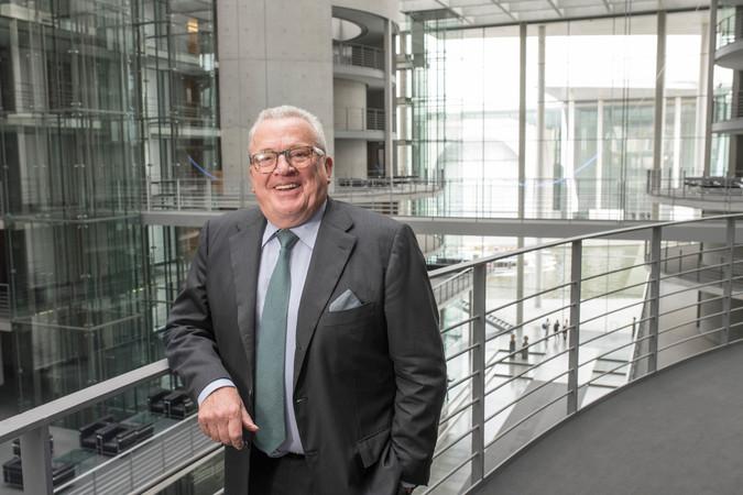 Dr. Thomas Sattelberger (FDP) Foto: © Wolfgang Maria Weber