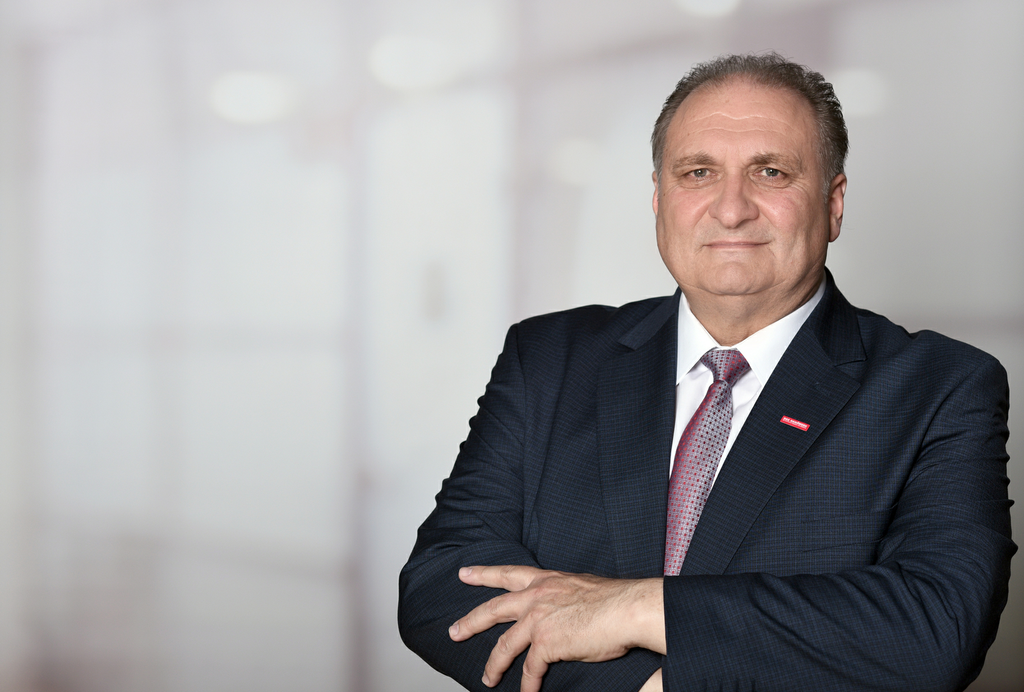 Hans Peter Wollseifer, Präsident des Zentralverband des Deutschen Handwerks. Foto: © Boris Trenkel