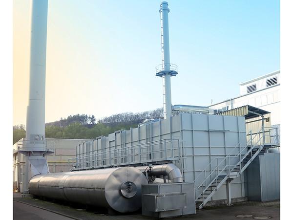 Die Investition in eine zusätzliche Abluftreinigungsanlage kommt direkt der Umwelt zugute. Foto: © Continental
