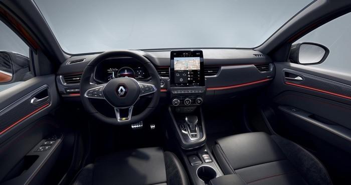 Der neue Renault Arkana Foto: © Renault