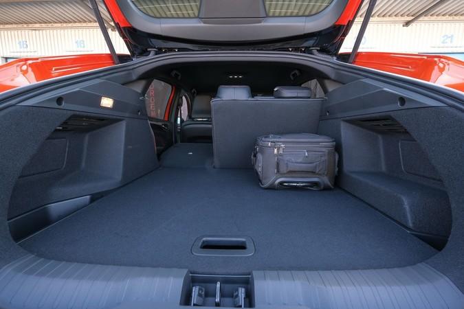Der neue Renault Arkana bietet bis 1.296 Liter Stauraum. Foto: © Renault