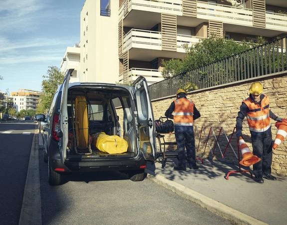 Der neue Renault Express Foto: © Renault