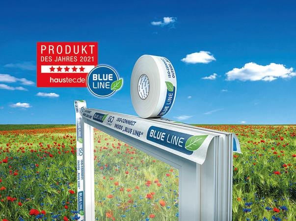 ISO-Connect Inside und Outside Blue Line zum Produkt des Jahres 2021 gewählt. Foto: © ISO-Chemie