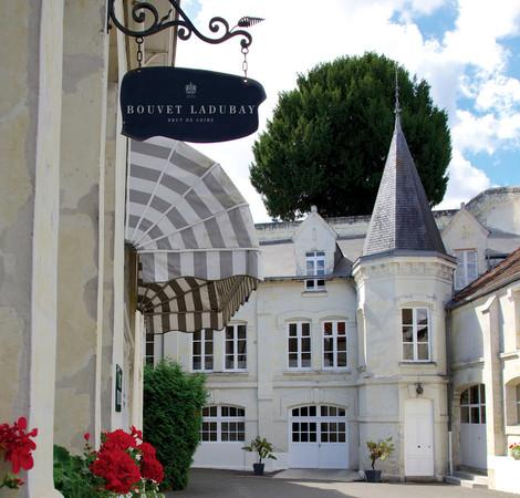 Seit 1851 produziert das Weingut Bouvet Ladubay im schönen Loiretal Crémants de Loire. Foto: © Bouvet Ladubay