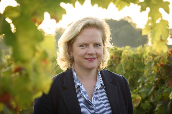Juliette Monmousseau, Geschäftsführerin Bouvet Ladubay Foto: © Bouvet Ladubay/Leif Carlsson