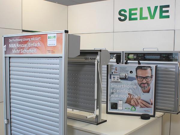 Jede Menge innovative Technik und Equipment wartete in Lüdenscheid auf ihren Einsatz auf der virtuellen Messe. Foto: © Selve