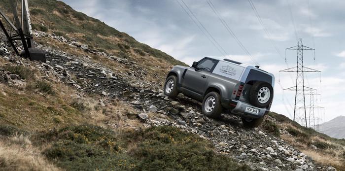 Foto: © Land Rover