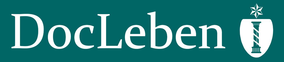 Hier geht es zur Website von DoC Bernhard Leben. Einfach das Logo klicken! Foto: © Doc Leben
