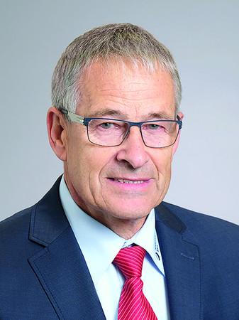 Kammerpräsident Rudi Müller Foto: © Foto Braitsch
