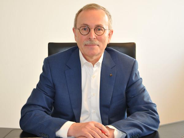 Martin Schmitt wurde zum neuen Vorstandsvorsitzenden des Fachverbandes gewählt. Foto: © Aufzugswerke Schmitt+Sohn GmbH + Co KG