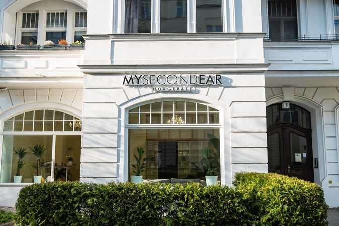 Das Hörakustik-Geschäft von MySecondEar liegt im Berliner Stadtteil Schöneberg. Demnächst sollen weitere Standorte in Düsseldorf und im Raum München dazukommen. Foto: © MySecondEar