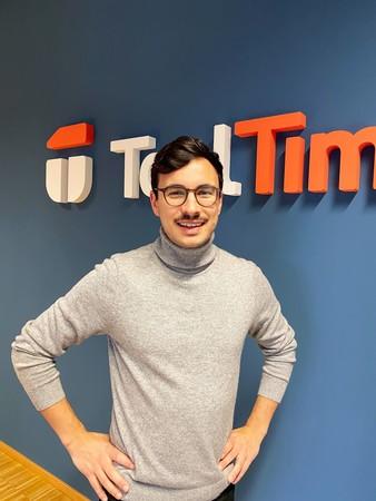 Marius Stäcker, CEO von ToolTime, möchte mit dem Digitalbonus sein Unternehmen als nachhaltigen Digitalisierungspartner im Handwerk positionieren. Foto: © ToolTime GmbH
